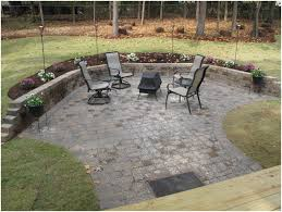 backyard patio pavers home outdoor decoration