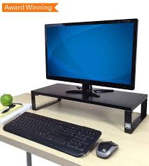 Adjustable Monitor Stand For Desk Best 25 Monitor Stand Ideas On Pinterest Computer Desk