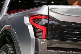 nissan armada rear shocks nissan titan warrior concept is an off road monster
