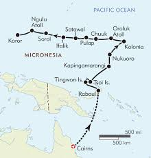 Map Of Sardinia Italy by Best Of Micronesia Rabaul To Palau Itinerary U0026 Map Wilderness