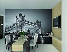London Wall Murals 1wall Giant London Tower Bridge Wall Mural
