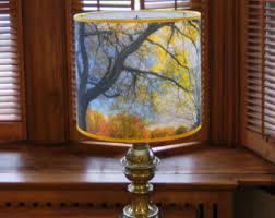 Lampshade For Floor Lamp Drum Lamp Shade Etsy