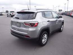 jeep compass 2017 trunk 2017 new jeep compass sport 4x4 at landers serving little rock