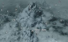 Elder Scrolls World Map by Image Skyrim Map Haemar U0027s Shame Jpg Elder Scrolls Fandom