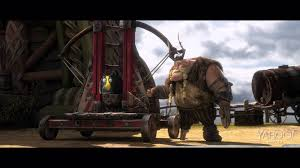 train dragon 2 2014 exclusive clip black sheep