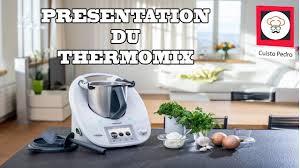 livre de cuisine thermomix gratuit présentation du thermomix tm5 pour des recettes faciles et rapides
