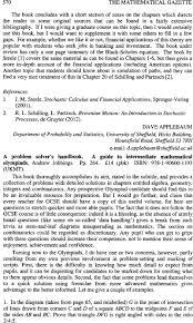 a problem solver u0027s handbook a guide to intermediate mathematical