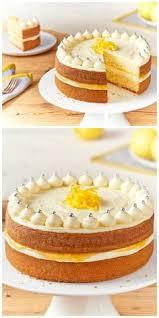 lemon cake from scratch recipe lemon cake and lemon curd filling