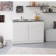 plan de travail cuisine 120 cm meuble de cuisine bois avec plan de travail 120 cm achat vente