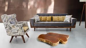 Esszimmer Retro Design Designer Sofa U201eretro U201c Fm Livingstyle