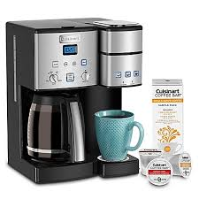 Delaware travel coffee maker images Cuisinart coffee center ss 15 12 cup coffee maker and single