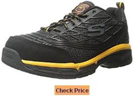 Skechers Comfort Construction 7 Best Lightweight Steel Toe Sneakers For Your Safety At Work 2017