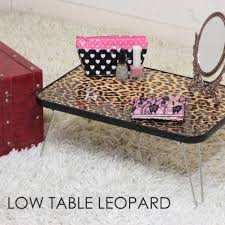 animal leg side table hypnos rakuten global market the fashionable leg leopard leopard