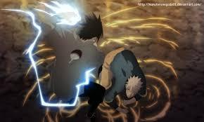 vs sasuke vs sasuke battle by narutorenegado01 on deviantart