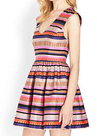 western wear summer skater dress designs 2014 for western girls