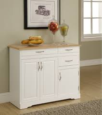 Kitchen Hutch Cabinets by Kitchen Hutch Cabinets Color The Bluegray Hutch In The Dining