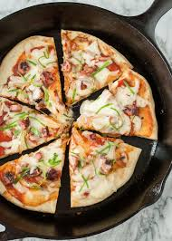 Stovetop Pizza Oven How To Make Skillet Pizza On The Stove Top Recipe Kitchn