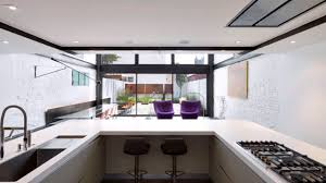 bright modern house design a bright modern row house redone for