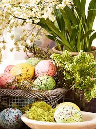 speckled easter eggs make these beautiful speckled easter eggs family circle