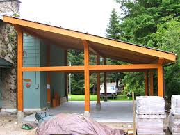 Detached Carport Plans by Pictures Of Small Post And Beam Structure Post And Beam Carport