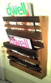 Wall Mounted Shelves Wood Plans by Best 25 Wood Magazine Ideas On Pinterest Magazine Holders