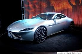 Aston Martin Db10 James Bond S Car From Spectre James Bond U0027s Aston Martin Db10 From U0027spectre U0027 Goes On Sale For A