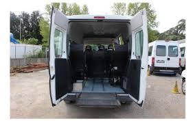 pedana per disabili furgoni per disabili fiat ducato usato con pedana per trasporto