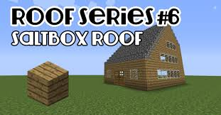 roof series 6 saltbox roof tutorial youtube