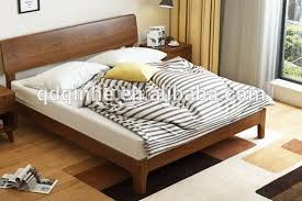 wooden bed simple bedroom double bed designs in wood buy double