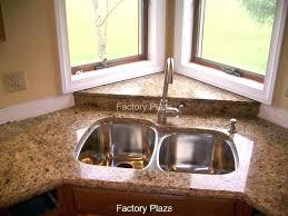 stainless corner sink amazing corner sink kitchen corner sink cabinet kitchen large size