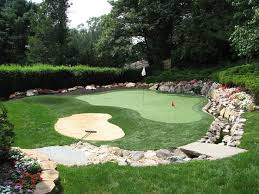 Building A Backyard Putting Green by Creative Design Building A Putting Green Astonishing Building