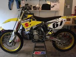 suzuki motocross bikes for sale 2006 rm 250 2004 factory suzuki build moto related motocross