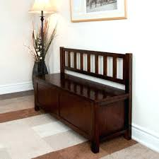 hallway bench with storage bench with baskets storage chest bench