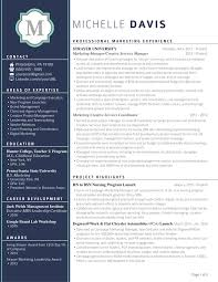 Visual Resume Examples Resume Templates That Will Get You Noticed Elevated Resumes