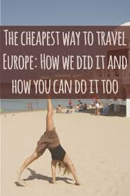 Trip Generation Spreadsheet Best 25 Travel Europe Cheap Ideas On Pinterest Cheap European