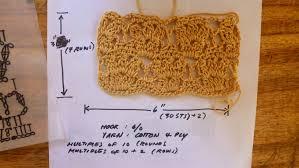 crochetology by fatima how to use a stitch pattern to make