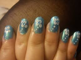 simple but cute nail design nail art gallery