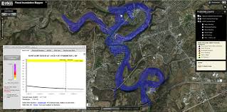 map kentucky lakes rivers usgs kentucky water science center