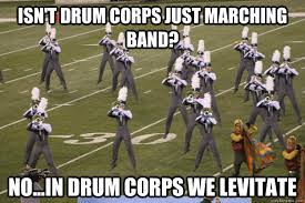 Drum Corps Memes - drum corps are the bees knees yo by bandgeeksoffa fur affinity