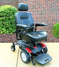 Power Chair With Tracks Mobility Scooters Ebay