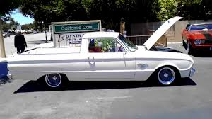ranchero car 1963 ford ranchero youtube