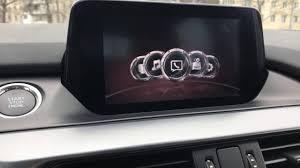 mazda motor europe mazda 6 2017 europe navigation cracked youtube