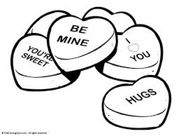 valentine coloring pages printable valentines day coloring pages