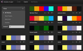 color pattern generator 10 color scheme generators for designing your apps and websites