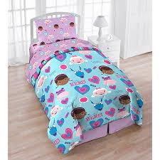 Doc Mcstuffins Toddler Bed Set Doc Mcstuffins Bedding Set Smiles Hugs Comforter Sheets