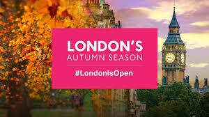 london u0027s autumn season 2017 youtube