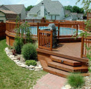 charlotte nc wood fencing company we do it all contractor