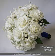 silk baby s breath white roses baby s breath nagassar designs