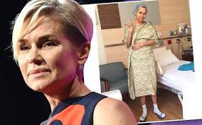 how tall is yolanda foster hw exclusive yolanda foster caught faking sickness to ditch major lyme