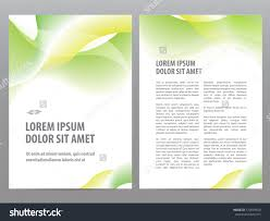 Plain Brochure Template by Brochure Blank Brochure Template